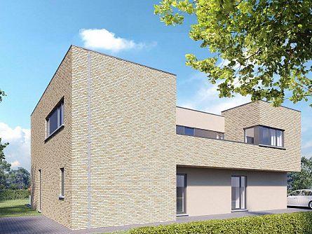 Woning Paal, Deurnestraat - 2 woningen