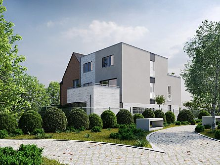Appartement Tessenderlo - 3 luxe appartementen met lift